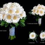 Gerbera Bridal Package £190