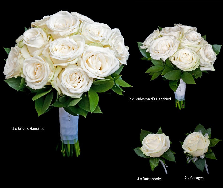 Wedding Flower Packages Cheap: Flowers By Sylvia
